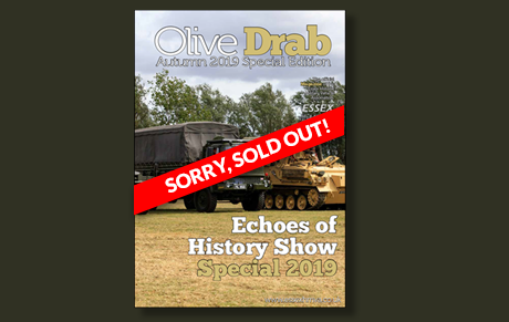 Echoes of History show 2019 OliveDrab special edition